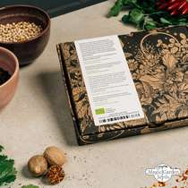 Classical Culinary Herbs (Organic) - Seed kit gift box #1