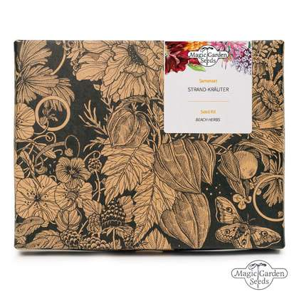 Beach Herbs - Seed kit gift box