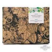 with 6 European, old medicinal herbs for the pharmacy garden