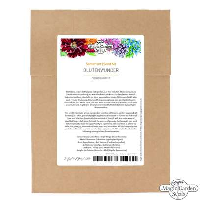 Flower Miracle - Seed kit